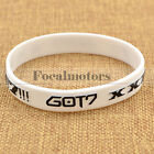 KPOP Star Silicone Wristband BIGBANG INFINITE BTS EXO Support Bracelets Gift