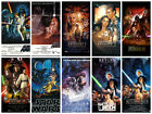 Star Wars A3 A4 Vintage PRINT POSTER retro Digital Art GIFT £7.99 GBP