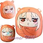 1X 40CM/16'' Himouto! Umaru-chan Umaru Anime Cushion Pillow Cosplay 3 Styles New