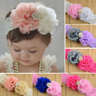 Kids Baby Girl Toddler Cute Flower Headband Head Hair Band Headwear Accessories