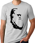 Charles Darwin evolution theory tshirt