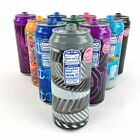 Cool Gear coolgear Can 16oz Foil Designs Spill-proof BPA-Free Plastic Travel Mug