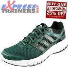 Adidas Mens Duramo 6 Running Shoes Fitness Gym Trainers Green *AUTHENTIC*