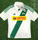 Gdansk Home Shirt - Official Adidas Rare Polish Football Shirt - All Sizes