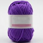 PWholesale! popular colors Super Soft Natural Smooth Bamboo Cotton Knitting Yarn