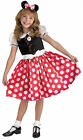 Disney Mickey Mouse Clubhouse Minnie Mouse Classic Child Costume Disguise 5036