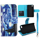 For Apple iPhone 6S Plus 5.5 Flip Wallet PU Leather Folio Stand HD Case Cover