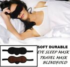 Sleeping Soft Travel Eye Mask Rest Pads Relax Health Care Shade Cover Blindfold
