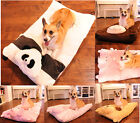 Cute Dog Pet Bed Mat Cushion Pillow Zipper Cover Case Replacement Do It Yourself