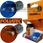 Foliatec Car Bike Boat Interior Light Bulb Paint Glow Lacquer 14ml Blue Red
