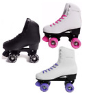 Roller Skate Kids Youth Adult Men Women Size Black White Purple  FREE SHIPPING