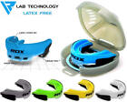 RDX Air Max Gum Shield & Case Mouth Guard Boxing MMA Junior Adult Rugby Box UFC