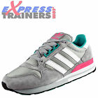 Adidas Originals Womens ZX 500 OG Retro Running Shoes Trainers Grey *AUTHENTIC*