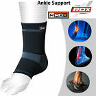 RDX Ankle Support Foot Brace Grip Protector Bandage Sport Lace Up Injury Wrap $7.99 USD on eBay
