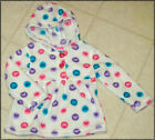 Girls Infant & Toddlers Polyester Zip Down Hoodie