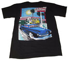 In-N-Out Hamburgers T-Shirt Classic Car Souvenir In N Out T Shirt NEW witout Tag image