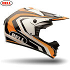 Bell MX Storm Orange Helmets