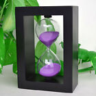 Hourglass 30 Minute Hourglasses Sand Timer for Kitchen Office Home Decor GIFT