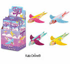 Fairy Flying Glider Planes Party Bag Christmas Stocking Filler Toy Game Prizes