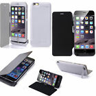 10000mAh External Battery Backup Charging Bank Case Cover For iPhone 6 Plus 5.5""