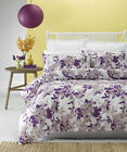 EDEN Mauve Soft Feel Quilt Doona Cover Set - SINGLE DOUBLE QUEEN