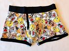 H&M LOONEY TUNES Trunks Men's Underwear NEW Sizes S, M, L, XL