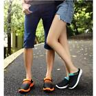 New Summer Women Men Casual Slippers Breathable Non-slip Mesh Flip-flops Shoes Z