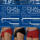2(xist) LIFT Brief ~ Dual Lifting (front + back) ~ various colors & sizes