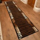 Safari Animal Print - Hallway Carpet Runner Rug Mat For Hall Extra Very Long New
