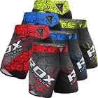 RDX MMA Shorts UFC Boxing Muay Grappling Thai Mens Cage Fight Trunks Kick R11