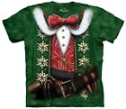 The Mountain Brand Elf Costume North Pole Christmas X-Mas T-Shirt S-5X