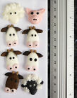 sheep cake toppers
