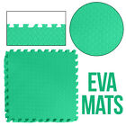 Interlocking EVA Floor Mats Play Foam Home Room Garage Office Exercise Gym Rug