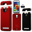 4200mAh External Backup Battery Power Bank Charger Case For Samsung Galaxy S5 UK