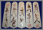 """MLB NEW YORK YANKEES TEAM LOGOS CEILING FAN REPLACEMENTS BLADES 52""""  (5 BLADES)"""