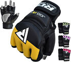 RDX Kids MMA Gloves Grappling Punch Bag Junior Thai Focus Pad Training Mitts UFC