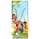 Disney Fairies Tinkerbell Tinker Bell Necklace chain Girls Jewellery Xmas Gift