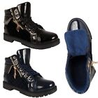 LADIES SNEAKERS WOMENS HI TOP GRIP SOLE TRAINER ZIP ANKLE PLATFORM LACE UP BOOTS