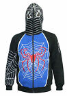 Kids Spiderman Boys Hoodies Full Zipper Mask Jacket Hoodie Cyber Monday