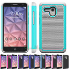 Slim Hybrid Armor Protective Phone Cover Case For Alcatel One Touch Fierce XL