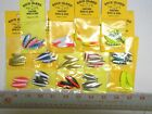 ROCK ISLAND SPORTS WILLOW LEAF SPINNER BLADES # 3 10 CT  COMBINED SHIPPING OFFER