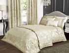 KLiving Luxury Charleston Cream Jacquard Bed Linen Collection (sold separately)