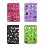 24 Pocket Over Door Hanging Bag Shoe Toy Hanger Storage Tidy Organizer Jewellery