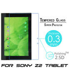 """9H Premium Tempered Glass Screen Protector Film For Sony Xperia Tablet 10.1"""" Z2"""