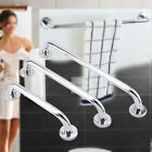 "Grab Bar Stainless Steel Bathroom Mobility Support Handle Rail 12"" 15"" 20"" AU"