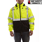 REFLECTIVE BOMBER II JACKET HI-VIS WATERPROOF ANSI TINGLEY CLASS 3 J26112 SM-5X