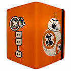 New STAR WARS BB8 DROID Apple iPad 2|3|4|Mini|Mini 2|Air|Air 2| Flip Case Cover
