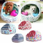 Dog Cat Bed Puppy Dogs Soft Warm House Slippers Pet Bed Washable Cushion Kennel