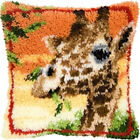 Latch Hook Rug Kit Spinrite Wonderart Latch Hook Kit  16*16inch\