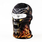 HOT Fashion 3D Outdoor Motorcycle swimming Neck Hood Full Face Mask Hat Beanie S